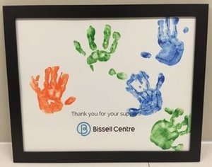 Bissell Centre Thank You